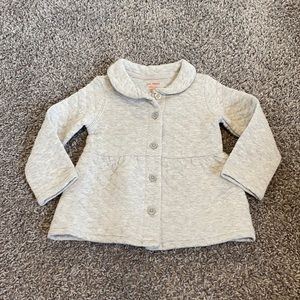 Quilted Jacket Size 18-24 Months NWT